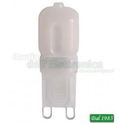 LAMPADINA LED G9 3.5W BIANCO NATURALE - 97701