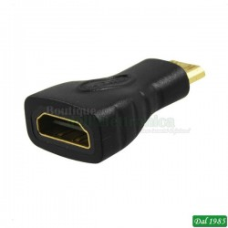 ADATTATORE HDMI-A / MINI HDMI-C