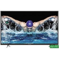 TELEVISORE LED 55 SMART ULTRA HD 4K DVB-T2 H.265 + SAT-S2 STRONG