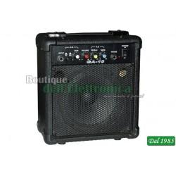 AMPLIFICATORE 10W X STRUMENTI MUSICALI