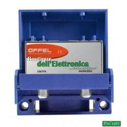 AMPLIFICATORE DA PALO OFFEL (28-045) 4 INGR V-4-5-U 20/22 dB