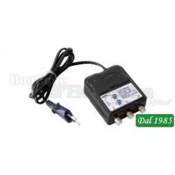 AMPLIFICATORE RETRO TV CON VHF-UHF