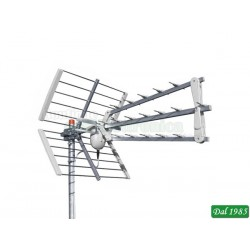 ANTENNA BIANCA A 3 CULLE C.21/60