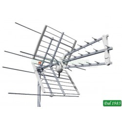 ANTENNA OFFEL (21-476B) TRIO + Z - 3 CULLE CANALE 21/60