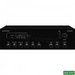 AMPLIMIXER 100V CON MP3 TUNER E BT