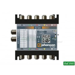 MULTISWITCH dCSS MSW52 5IN-5OUT-2OUT DER 16 USER