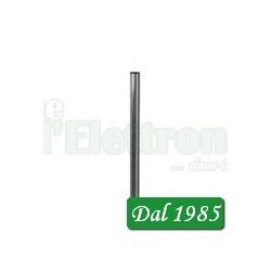 PALO PER PARABOLA DIAMETRO MM40X1,4 + TAPPO LUNGHEZZA 2 METRI