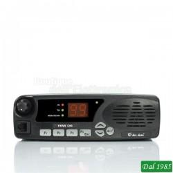 ALAN HM106 - RADIO PROFESSIONALE VEICOLARE VHFG997