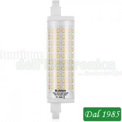 LAMPADA A LED R7S 118MM EVO 20 WATT 4000°K 2400 LUMEN