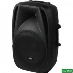 CASSA ACUSTICA AMPLIFICATA CON MP3 E BLUETOOTH 180 WATT