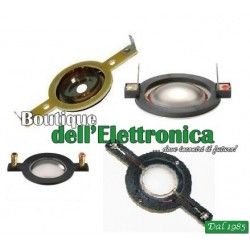 BOBINA DI RICAMBIO PER TWEETER CIARE MD50A/FX-MR-8 OHM