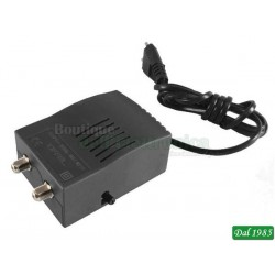 AMPLIFICATORE DI LINEA OFFEL (28-210) 23 dB 1 diodo PIN uscita 111 dBµV LTE READY