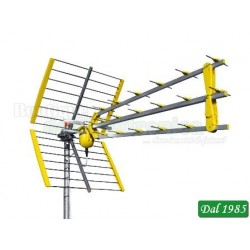 ANTENNA OFFEL (21-456) TRIO + Z - 3 CULLE CANALE 21/60