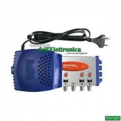 CENTRALINO OFFEL (28-110) LTE 5 INGR 3-4-5-U 22DB MAX 10 PRESE