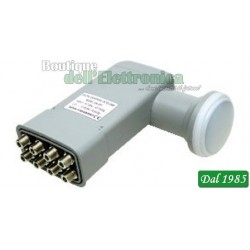 LNB OCTO (8 USCITE INDIPENDENTI)
