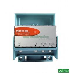 MISCELATORE DA PALO OFFEL (02-047) VHF - UHF 2 USCITE