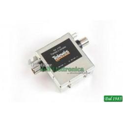 TRAPPOLA IEC BI/FM/BIII/UHF 2 CANALI TVV 4162 TELEVES