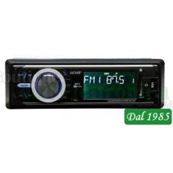 AUTORADIO DECKLESS CON USB/SD DENVER