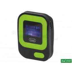 LETTORE MP3 SPORTIVO TREVI MPV 1705 SR VERDE