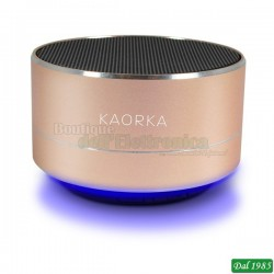 MINI SPEAKER LED BLUETOOTH