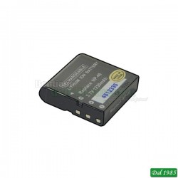 BATTERIA LION FITS CASIO NP-40 3,7 VOLT1230 MAH