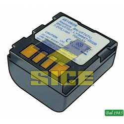BATTERIA LION FITS JVC BN-VF707/U 7,2 VOLT 700 MAH A LITIO