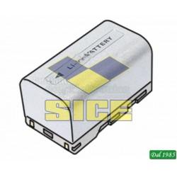 BATTERIA LION FITS SAMSUNG SB-LSM160 7,4 VOLT 1600 MAH A LITIO