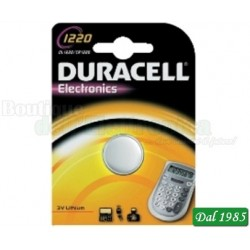 PILA AL LITIO DL 1220 DURACELL