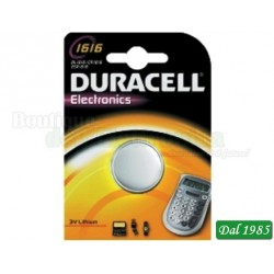PILA AL LITIO DL 1616 DURACELL