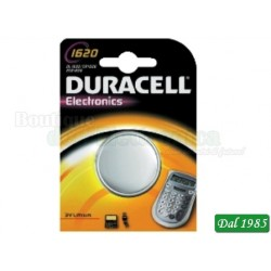 PILA AL LITIO DL 1620 DURACELL