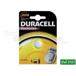 PILA AL LITIO DL 2016 DURACELL