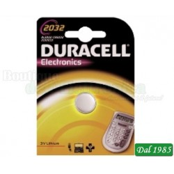 PILA AL LITIO DL 2032 DURACELL