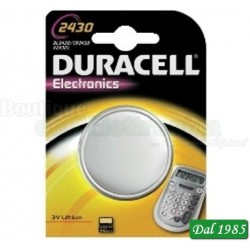 PILA AL LITIO DL 2430 DURACELL
