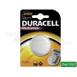 PILA AL LITIO DL 2450 DURACELL