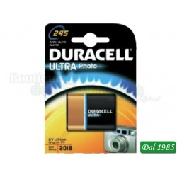 PILA AL LITIO DL245 (2CR5) DURACELL