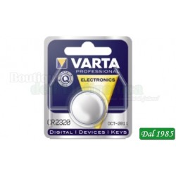 PILE AL LITIO CR 2320 VARTA