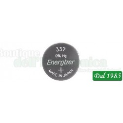 PILE ALL\'OSSIDO DI ARGENTO 337 ENERGIZER