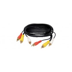 CAVO 3 SPINE RCA/3SPINE RCA DORATE
