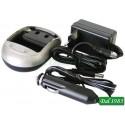 Caricabatterie per Fotocamere/Videocamere
