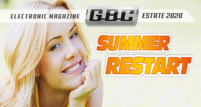 Volantino Estate GBC 2020 - SUMMER RESTART