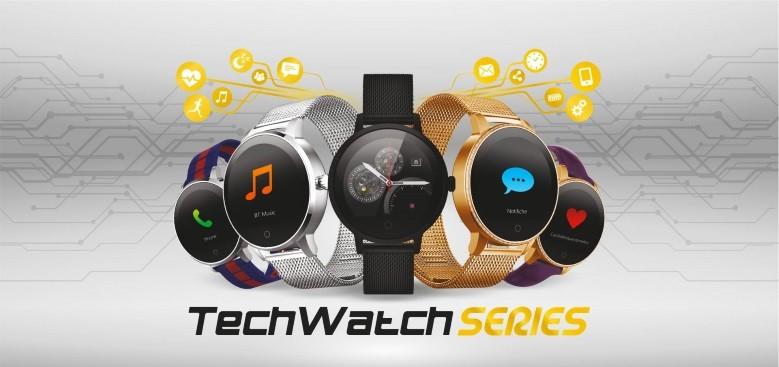 Collega TM-FREETIME PLUS al tuo smartphone tramite Bluetooth, sincronizza e sei pronto per monitorare la tua attività fisica e ricevere notifiche istantaneamente.